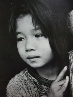 """The Children of Chikuho"" by Ken Domon  筑豊のこどもたち :土門拳"