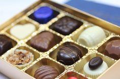 Trenance Cornish Chocolate boxes for Christmas