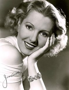 Jean Arthur - The More The Merrier 1943 comedy.  Fabulous, beautiful actress.  Great shoes!