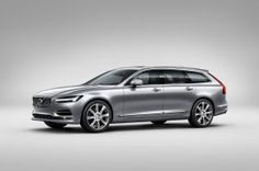 2017 Volvo V90 Brings Luxury and Style to the Station-Wagon Segment. Proving, once again, that station wagons need not be boring.