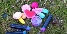Lipstick & Lip Balm Trendy dari Permen