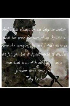 American solider toby keith