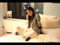The Early Years: Leandra Medine of the Man Repeller - YouTube