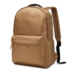 Karitco Waterproof Nylon Plain Rucksack with Laptop Compartment a93b6dbb383ad
