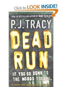Dead Run: Amazon.co.uk: P. J. Tracy: Books