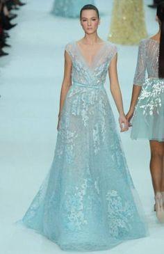 29d06c9cbffd 17 Best Elie Saab images | Bridal gowns, Bride groom dress, Wedding ...