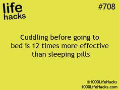 Make it a routine.... hmm