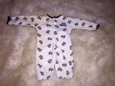 Girls' Clothing (newborn-5t) Nwt Carters Girls 4 Piece Snow Sleepy Pajamas Penguins Skiing Pink Pjs 4t Crease-Resistance