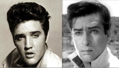 used to compose dancing steps by himself in the songs picturised on him, and reportedly never needed a choreographer. This earned him the name of of & it was to be believed that he resembled him. Shammi Kapoor, Luxury Fashion, Mens Fashion, Fashion Trends, Popped Collar, Indian Celebrities, Celebrity Look, Elvis Presley, Twins