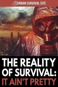 Survival situations are anything but entertaining. If you are preparing for a disaster, it would be wise to prepare yourself both mentally and physically.