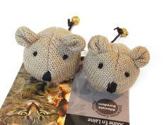 Ratinhos com Sino Wooly Mouse - AFP - Gatices