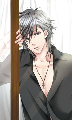 Kiss Me on Clover Hill - Soichi-this game was actually a pretty interesting game. It wasn't as hard as in your arms tonight. It was really cute. Even though you're stuck with guys in an art house lol.