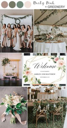 Wedding Color Schemes Discover Blush Floral Welcome Sign Modern welcome sign Blush and gold welcome sign Welcome Wedding Sign Porch Welcome Sign Reception Sign Pink Rustic Wedding Colors, Spring Wedding Colors, Wedding Summer, August Wedding Colors, April Wedding, Wedding Colors Green, Elegant Wedding, Champagne Wedding Colors, Pink Wedding Theme