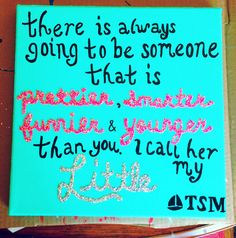 Sorority canvas that I painted #canvas