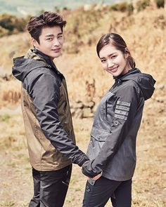 ISENBERG F/W 2015 Ad Campaign Feat. Seo In Guk & Park Min Young | Couch Kimchi