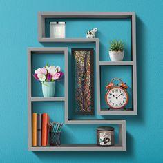 Most Popular Wall Shelf Ideas for Your Home Decoration Wall Shelf Decor, Wall Shelves Design, Room Shelves, Wall Design, Art Nouveau Furniture, Home Decor Furniture, Diy Home Decor, Floating Wall Shelves, Wooden Shelves
