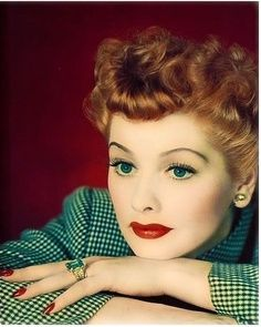 Lucille Ball! Another timeless, classic beauty. Most people completely miss it as they are too distracted by her brilliance in comedy. But she will always remain elegant in my mind.