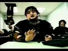 XO telecommunications, 24 hour service #Goth ad with Baltazard... funny