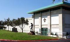 Inside the National Scouting Museum –  American Profile. Irving, Texas.