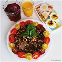 Hoy toca comida sana hecha con productos 100% ecológicos vía el blog de landoigelo.com