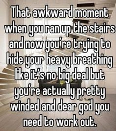 me at The Inn at Snowbird trying to jog up 6 flights of stairs...........thought I was all that...........but I'm NOT