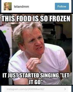 Chef Gordon Ramsay memes