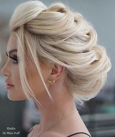 Long Wedding Hairstyles from Elstile / http://www.himisspuff.com/long-wedding-hairstyles-from-elstile/14/