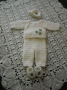 ao with <3 / Newborn Baby Set (Crochet) free pattern