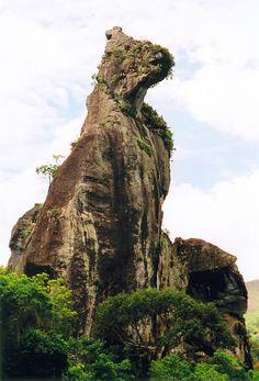 Pedra do Cão Sentado, #Nova #Friburgo - #Rio de Janeiro