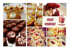 Bring sunshine to your life.Treat Yourself..#cupcakes #brownies #cookies #minipies #cheesecake #pops #pies #delicious #oakland
