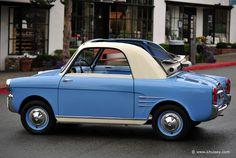 Fiat Autobianchi Bianchina 500