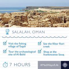 A day in Salalah, Oman