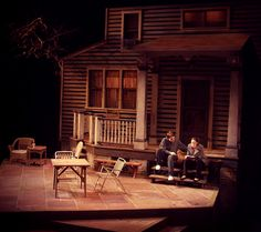 scene designs | ... scenic design by jisun kim directed by billy carden costume design