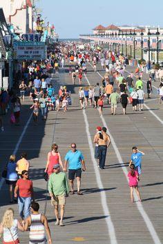 Ocean City, NJ.  June 2014