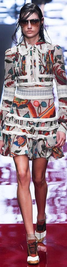 Color fashion Glam / Just Cavalli.Fall 2015.
