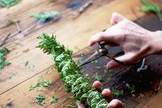 DIY | Cedar Smudge Sticks