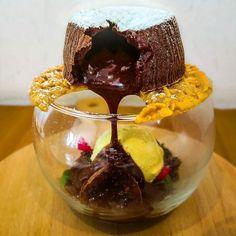 Chocolate Avalanche at Non Entrée Desserts #sgeats #sgcafe #sgdessert #nonentreedesserts #ordinarypatrons