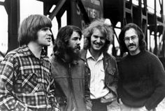 One of the best things to come out of the 60s...Creedence Clearwater Revival