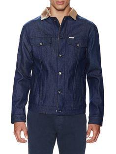 Rambler Denim Jacket from Layer Up: Transitional Jackets on Gilt