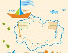 Pàgina web amb recursos per a Educació Infantil. És el fruit del treball d'un equip multidisciplinar de mestres, informàtics i dissenyadors webs que estan baix la direcció de Cruz Fernández. La pàgina està baix una llicència Commons i s'anomena Educa Nave.
