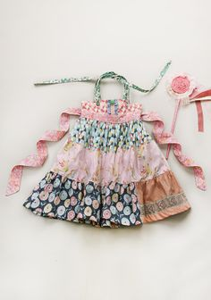 Whisked Away Tiered Ellie Dress