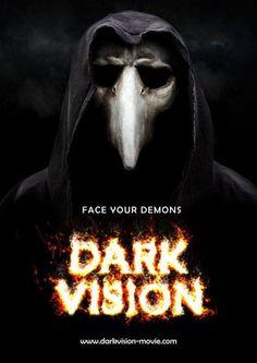 Dark Vision (2015) Film Poster