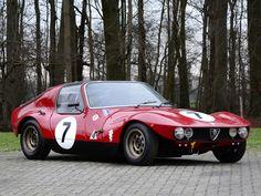 1965 Alfa Romeo Giulia TZ Berlinetta Prototipo (105)