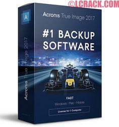 Acronis True Image 2017 20.0 Crack Download With Full Keygen