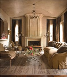 Rooms Lux Living On Pinterest Living Rooms Fireplaces And Interior Design