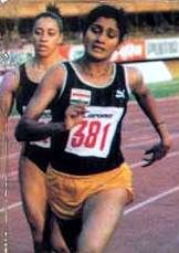 Shiny Wilson  This remarkable athlete is often shrouded in the popularity that P.T. Usha claims in Women's athletics. She was the national...