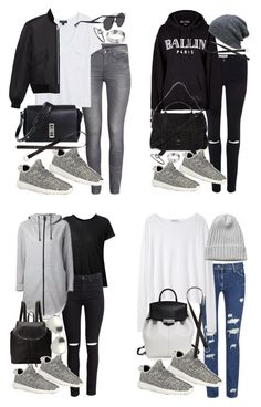"""""""how to style yeezy 350"""" by florencia95 ❤ liked on Polyvore"""