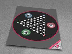 Game Board by Uygar Aydın