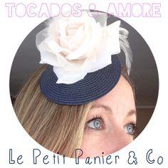 Tocados que te enamorarán en http://lepetitpanierandco.blogspot.com.