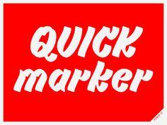 Philipp Herrmann – Quick Marker